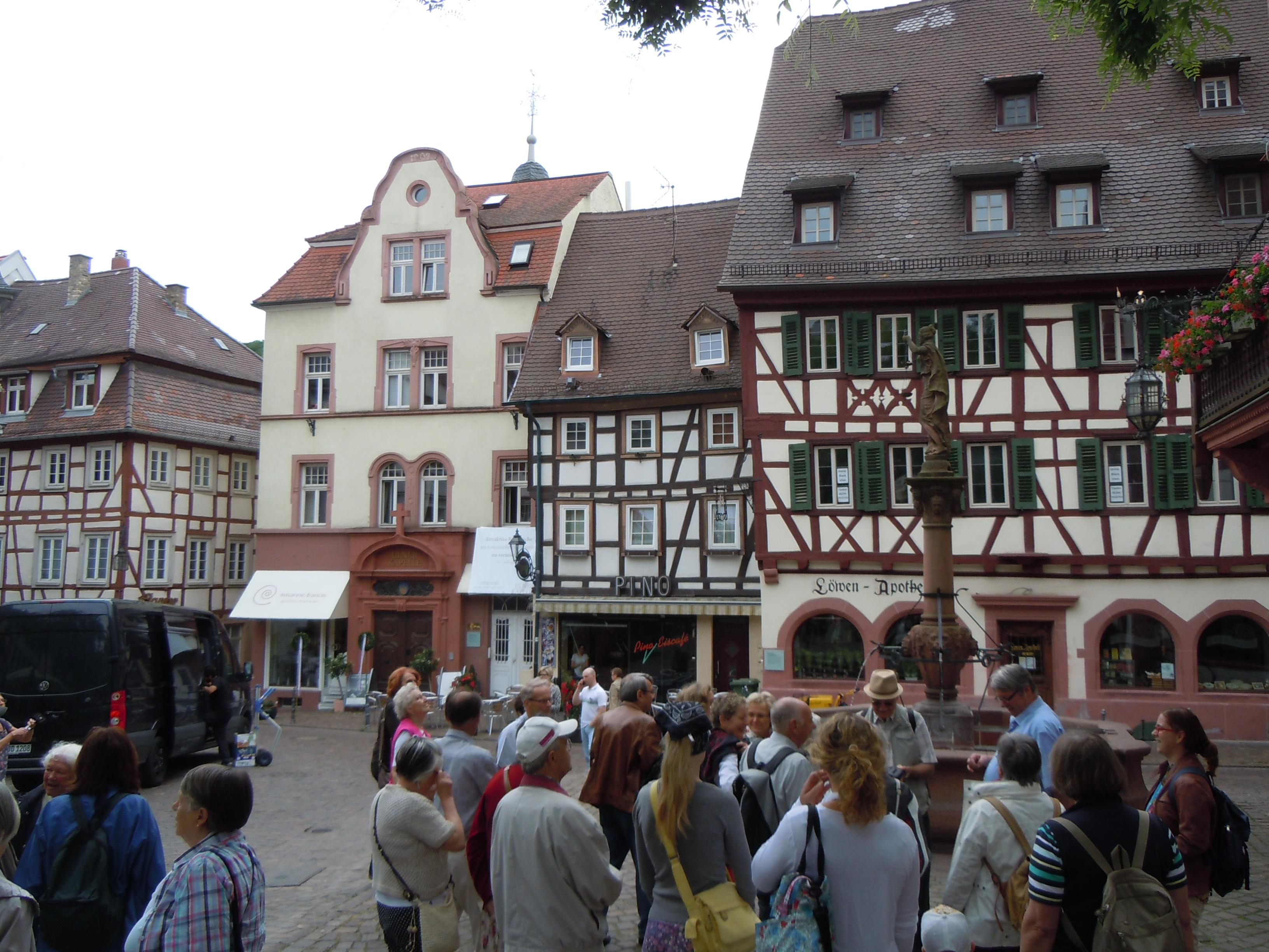 13 Weinheim