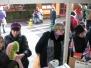 Partnerschaftsstand Christkindles-Markt 2008